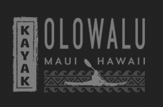 Kayak Olowalu Logo