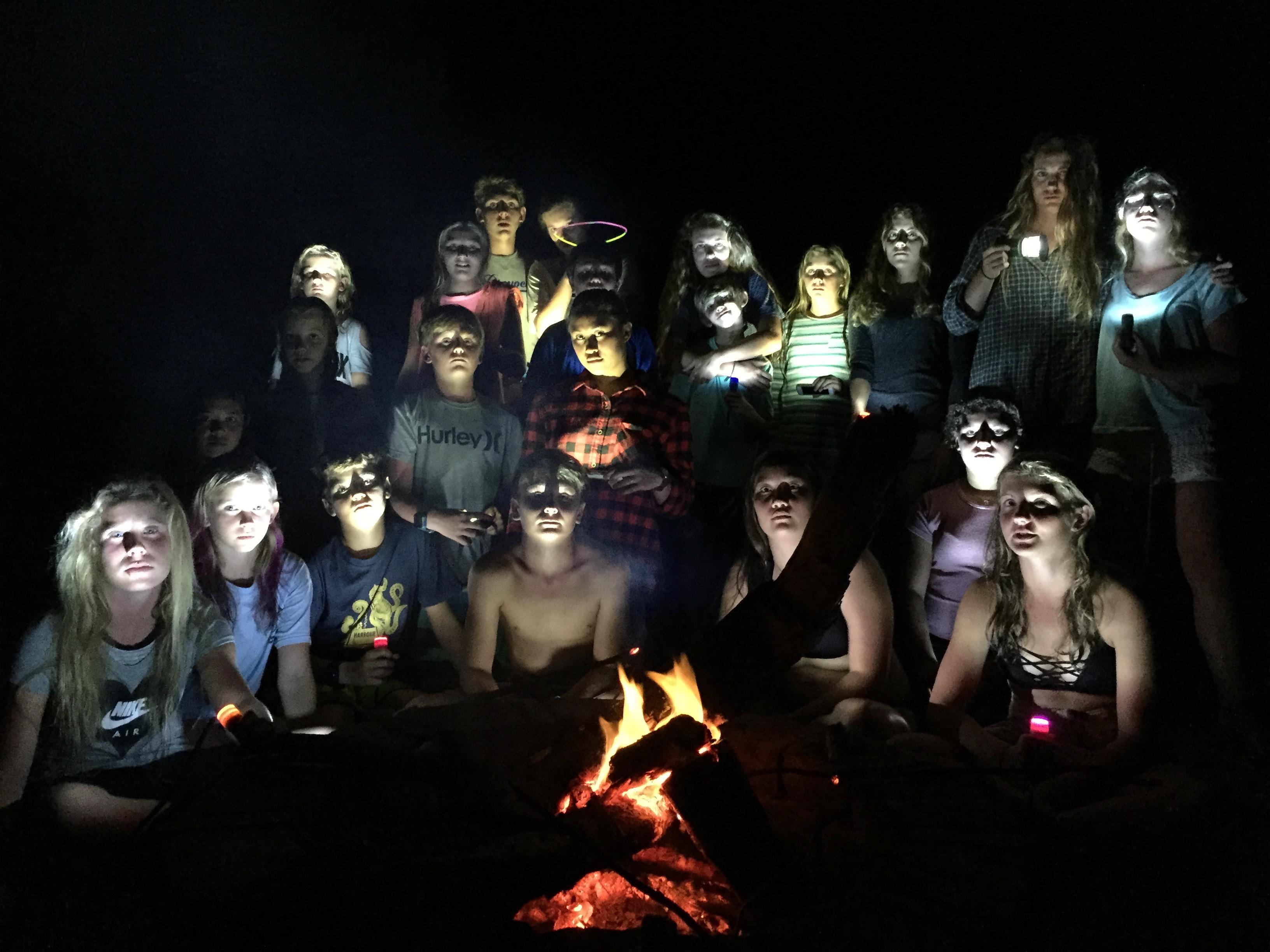 Bonfire Mysteries