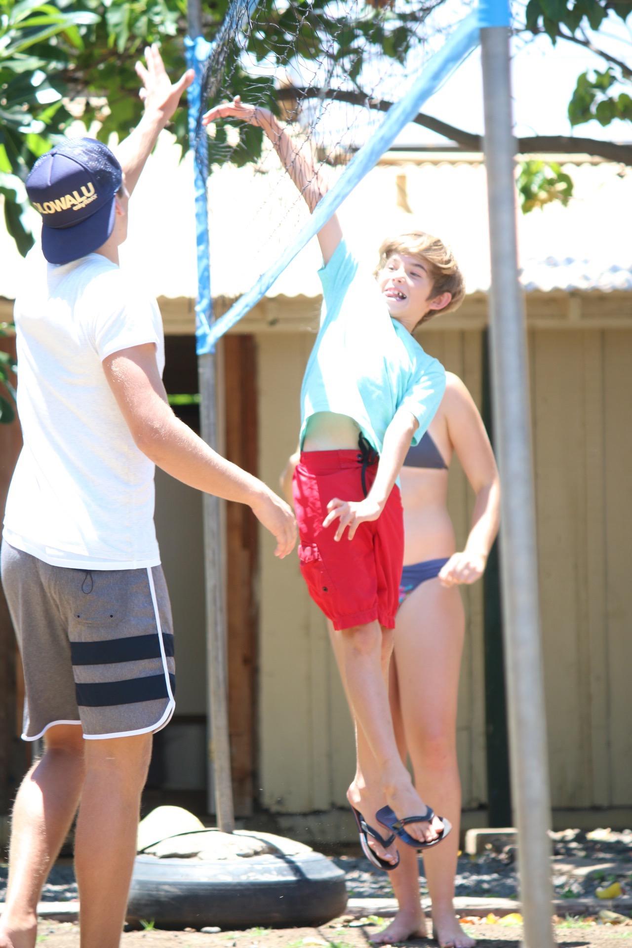Taj Volleyball