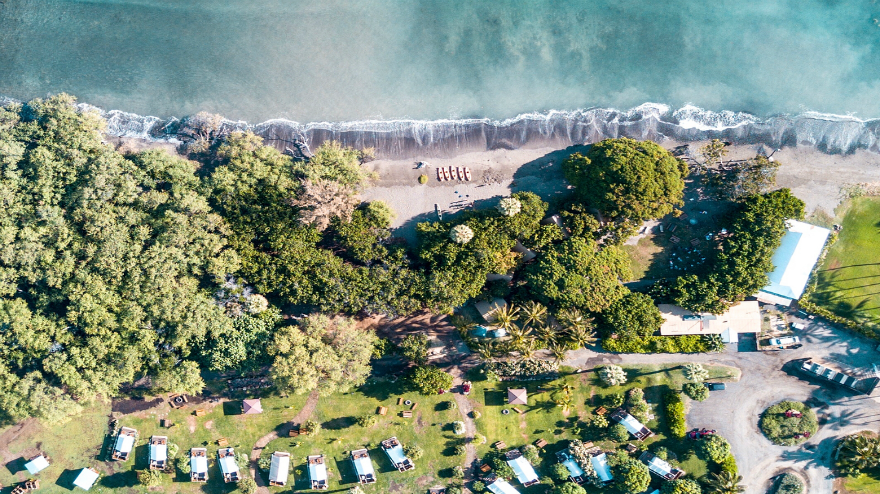 Camp Olowalu Beachfront Camping In Paradise