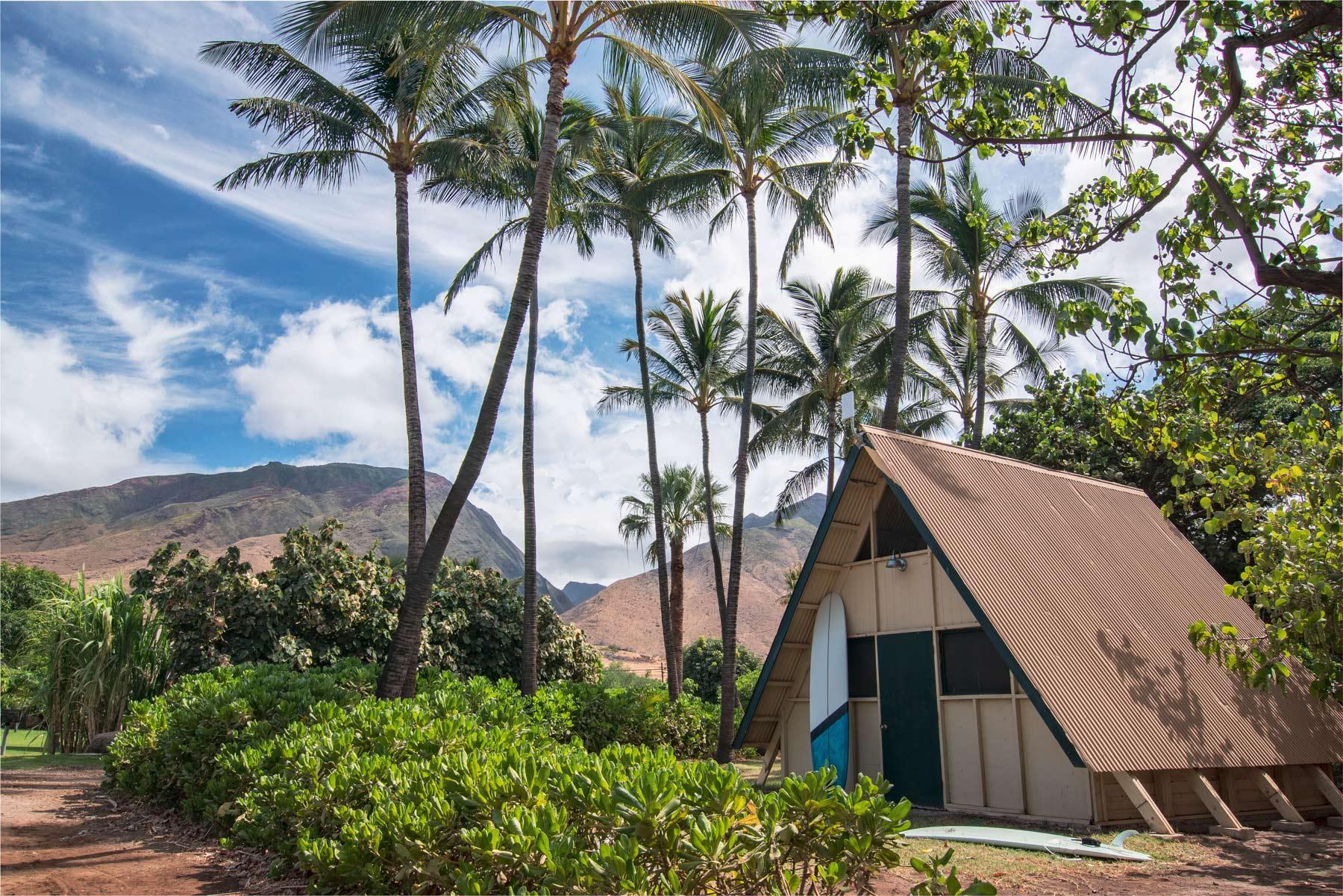 Camp Olowalu, Maui